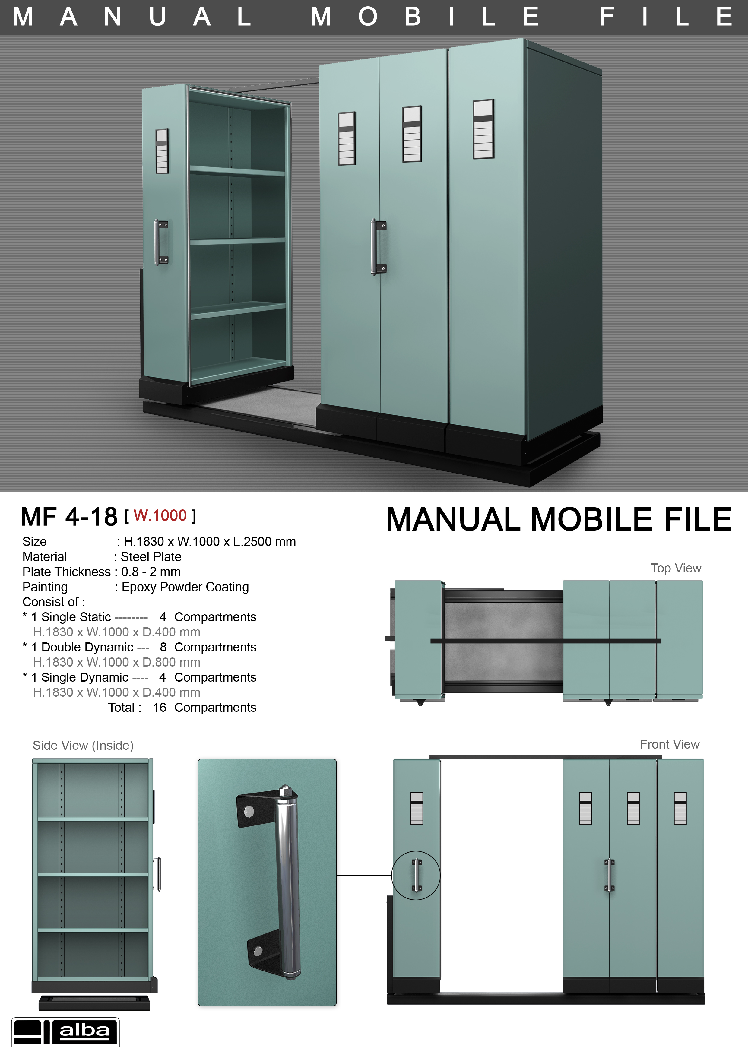 Mobile File Manual Alba 4-18