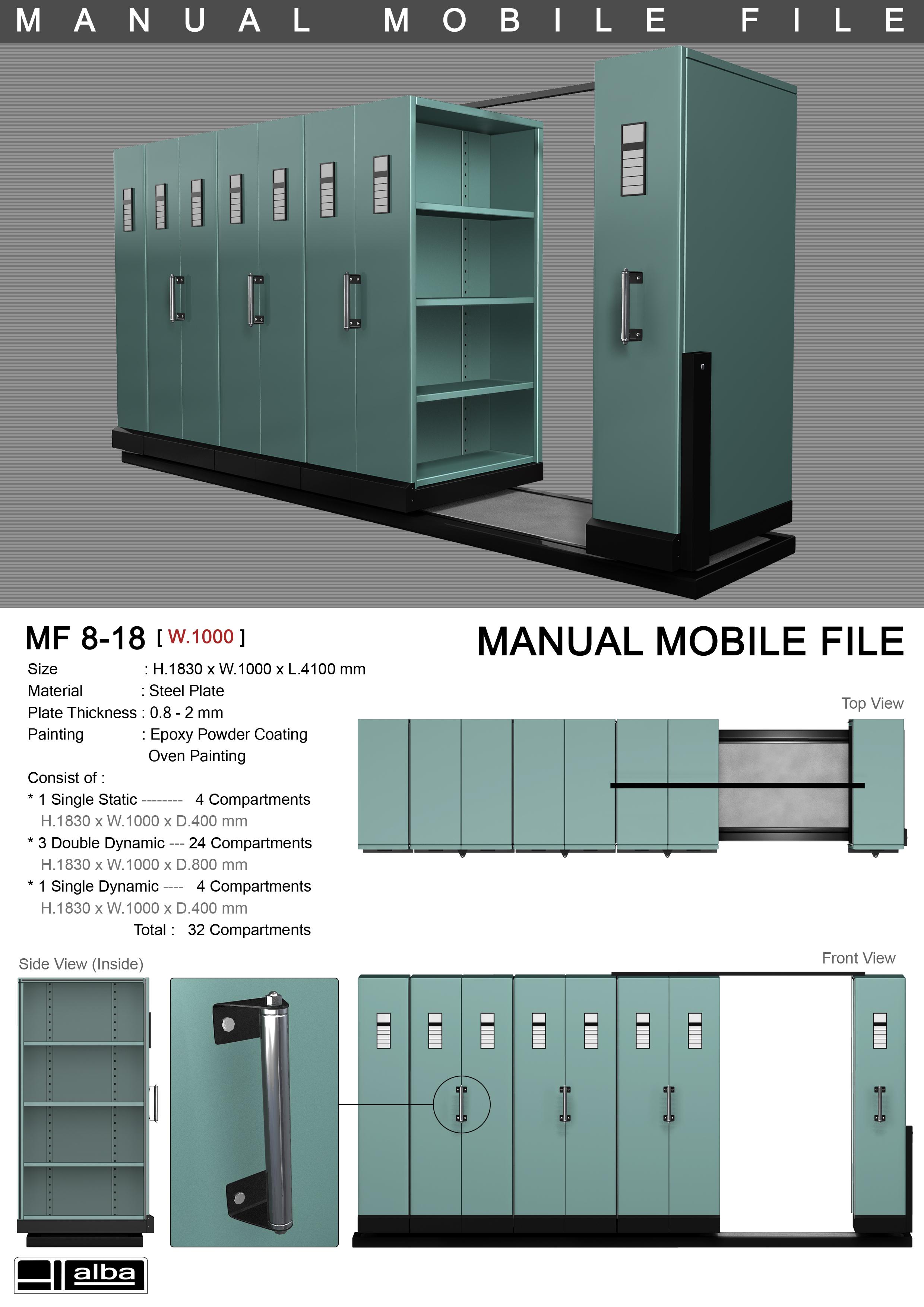 Mobile File Manual Alba 8-18